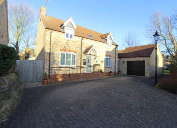 Thumbnail 3 bed detached house for sale in Sanders Walk, Collyweston, Stamford