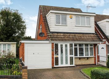 Thumbnail 2 bedroom detached house for sale in Dixon Close, Tipton