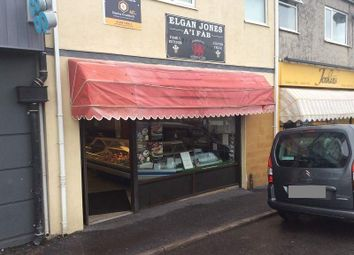 Thumbnail Retail premises for sale in Station Road, Burry Port