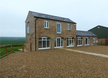 Thumbnail 3 bed barn conversion to rent in West Barn, Grange Farm, Catworth
