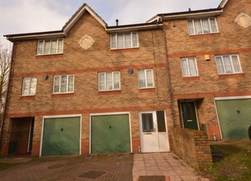 Thumbnail 5 bedroom terraced house for sale in Princess Close, North Thamesmead, London