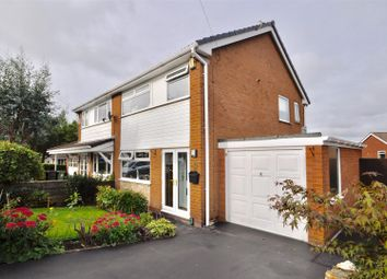 Thumbnail 3 bed semi-detached house for sale in Broadhill Road, Stalybridge
