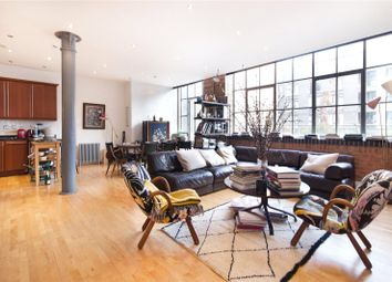 Thumbnail 1 bed flat to rent in Chocolate Studios, 7 Shepherdess Place, London