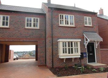 Thumbnail 4 bedroom semi-detached house to rent in Little Flint, Lightmoor Way, Lightmoor, Telford