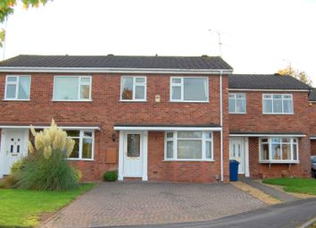 Thumbnail 3 bed terraced house for sale in Longhurst Drive, Stafford
