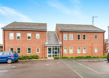 Thumbnail 1 bed flat for sale in Salt Works Lane, Weston, Stafford