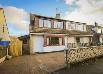 Thumbnail 4 bed semi-detached bungalow for sale in Knowsley Crescent, Shawforth, Rochdale