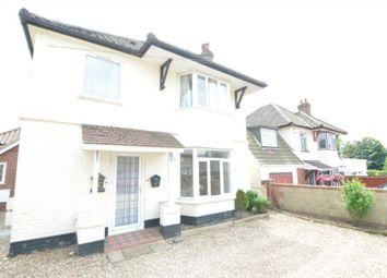 Thumbnail 1 bed flat for sale in Friarscroft Lane, Wymondham