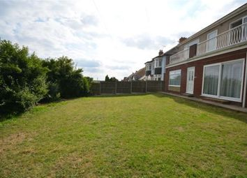 Thumbnail 3 bed flat to rent in Sandwich Road, Cliffsend, Ramsgate