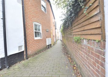 Thumbnail 2 bed terraced house for sale in Fletchers Alley, Tewkesbury, Gloucestershire