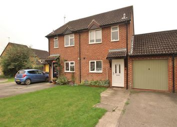 Thumbnail 2 bed semi-detached house for sale in Dundas Close, Abingdon