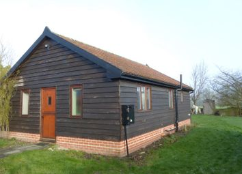 Thumbnail 1 bed detached bungalow for sale in Crown Bungalow, Lower Street, Gissing, Diss, Norfolk
