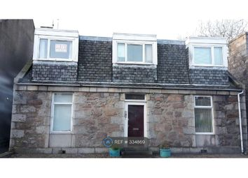 Thumbnail 1 bed flat to rent in Floor Right, Aberdeen