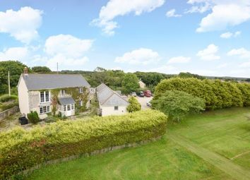 Thumbnail 3 bed detached house for sale in Gwinear, Hayle, Cornwall