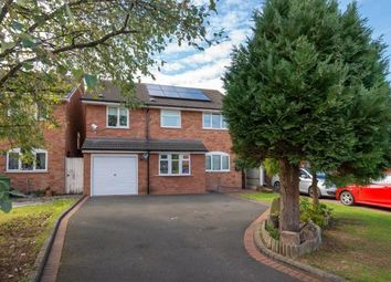 Thumbnail 6 bed detached house for sale in Micklewood Close, Penkridge, Stafford, Staffordshire