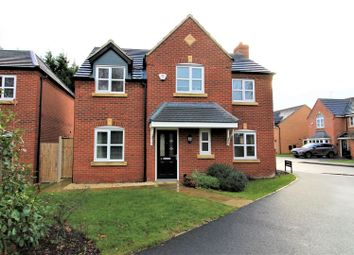Thumbnail 4 bed property for sale in Penley Hall Drive, Penley, Wrexham