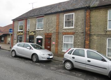 Thumbnail 3 bedroom terraced house to rent in St Andrews Street, Mildenhall, Bury St. Edmunds