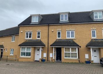 Thumbnail 4 bedroom town house to rent in Matthau Lane, Oxley Park, Milton Keynes