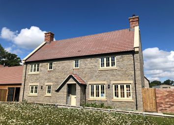 Thumbnail 4 bed link-detached house for sale in Long Hazel Farm, Sparkford, Yeovil