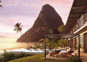 Thumbnail 4 bed villa for sale in Sugar Beach - The Beachfront Collection, Soufriere, St Lucia