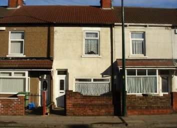 Thumbnail 2 bed terraced house to rent in Ladysmith Road, Grimsby