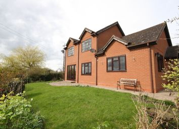 Thumbnail 3 bed detached house to rent in Purshall Green, Droitwich