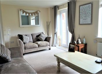 Thumbnail 4 bed end terrace house for sale in Lockeymead Drive, Leicester