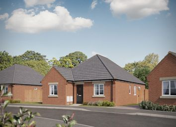 "Thumbnail 3 bed bungalow for sale in ""The Colton"" at The Saltings, Terrington St. Clement, King's Lynn"