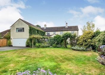 Thumbnail 5 bed detached house for sale in Woodhill Road, Collingham, Newark