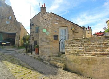 Thumbnail 1 bed cottage to rent in New Fold, Holmfirth