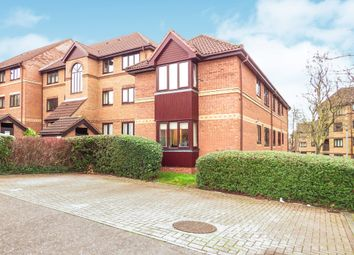 Thumbnail 1 bed flat for sale in Scott Road, Norwich