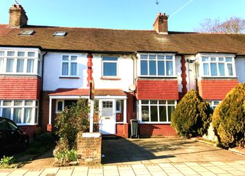 Thumbnail 3 bed terraced house to rent in Gunnersbury Avenue, Acton, London