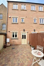 Thumbnail 3 bed town house for sale in Parkside Terrace, Recreation Ground Road, Stamford