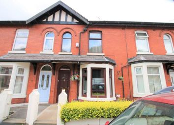 Thumbnail 3 bed terraced house for sale in Nares Road, Blackburn