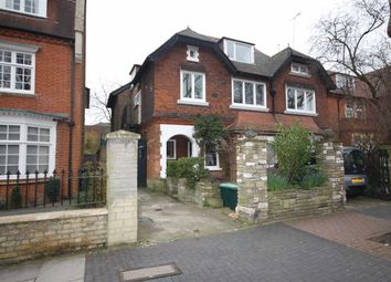 Thumbnail 2 bed flat to rent in Gwendolen Avenue, London