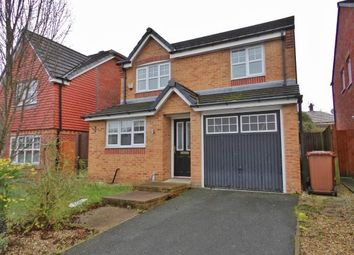 Thumbnail 4 bed detached house for sale in The Meadows, Darwen, Lancashire