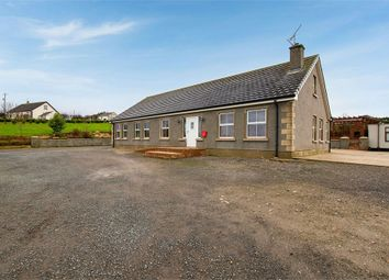 Thumbnail 4 bedroom detached bungalow for sale in New Line Road, Cookstown, County Tyrone