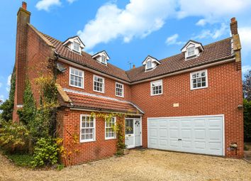 Thumbnail 5 bed detached house for sale in Gelston, Grantham