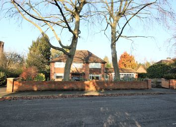 Thumbnail 4 bed detached house to rent in Grove Road, Beaconsfield