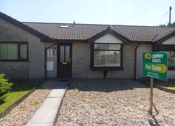 Thumbnail 1 bed terraced bungalow for sale in Cwm Farteg, Bryn, Port Talbot