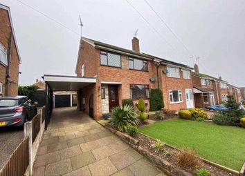 Thumbnail 3 bed semi-detached house for sale in Blythe Avenue, Meir Heath, Stoke-On-Trent