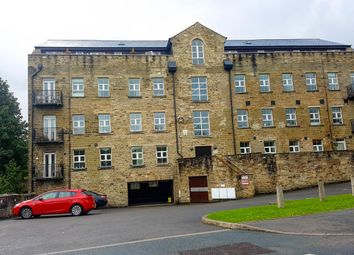 Thumbnail 3 bed flat for sale in Luke Lane, Thongsbridge, Holmfirth