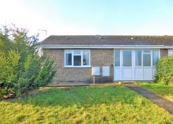 Thumbnail 1 bed semi-detached bungalow for sale in George Eliot Way, Toftwood