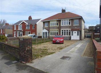 Thumbnail 3 bedroom property for sale in Bispham Road, Blackpool