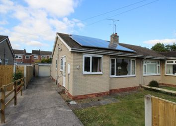 Thumbnail 2 bed bungalow for sale in Rutland Avenue, North Anston, Sheffield