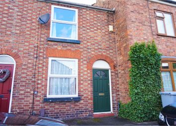 Thumbnail 2 bed terraced house for sale in Edward Street, Macclesfield