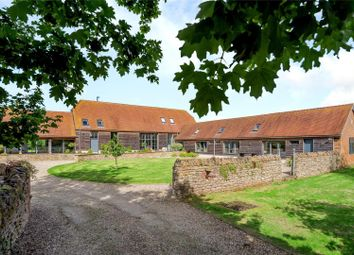 Thumbnail 6 bedroom detached house for sale in The Green, Lyford, Wantage