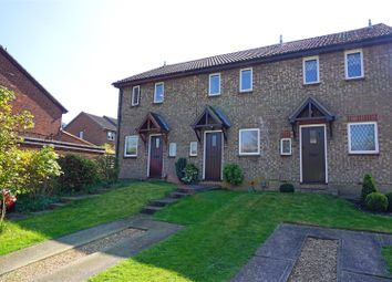 Thumbnail 2 bed terraced house for sale in Burns Close, Hitchin