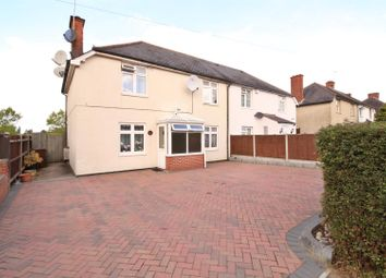 Thumbnail 3 bed semi-detached house to rent in Shenley Road, Borehamwood