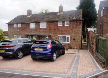 Thumbnail 3 bed semi-detached house for sale in Tilton Grove, Kirk Hallam